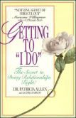 Getting to I Do