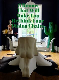 8 Rooms that Will Make You Rethink Your Own Dining Chairs | Apartment Therapy