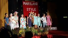 Maryland 4-H Fashion Revue