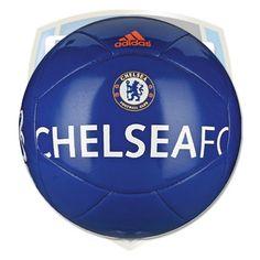 adidas Chelsea FC Soccer Ball  $20 (Select XI - 17.50; Earn 2pts] Chelsea Fc, Sports Teams, Soccer Ball, Balls, Adidas, Running, Racing, European Football, Track