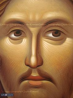 Byzantine Icons, Byzantine Art, Religious Icons, Religious Art, Writing Icon, History Icon, Images Of Christ, Paint Icon, Jesus Face