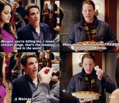 morgan = the best /// the mindy project