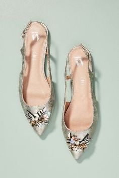 44f955764775 Shop the Vanessa Wu Embellished City Flats and more Anthropologie at  Anthropologie today. Read customer