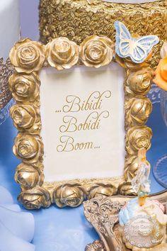 Are you planning a party Cinderella style? Check out Kara's Party Ideas today! Cinderella Baby Shower, Cinderella Sweet 16, Cinderella Theme, Cinderella Birthday, Cinderella Wedding, Princess Birthday, Cinderella Party Decorations, Cinderella Quinceanera Themes, Quince Decorations
