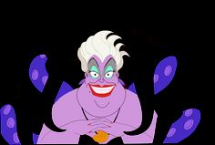 No. 14 Favorite Villain: Ursula!(Poor Unfortunate Souls is an awesome song)