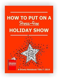 Complete guide to putting on an original holiday showcase. 74 pages including rehearsal schedule, set design ideas, monologues, stories, poems and more!