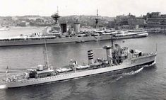 HMS Isis, 'I' Class destroyer