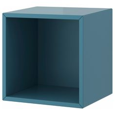 VALJE Seinäkaappi - siniturkoosi - IKEA