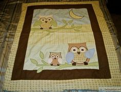 I like the owls--could use in my own quilt design