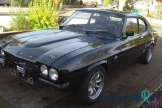 Ford Capri, Mk1, Car Ford, Auto Ford, Mechanic Garage, Car Insurance Rates, Old Classic Cars, Retro Cars, Dream Cars
