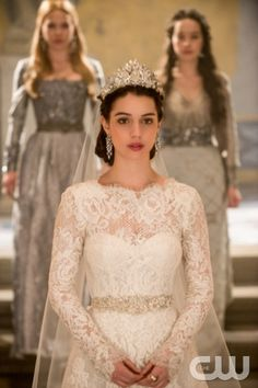 Reign Photos -- Adelaide Kane as Mary, Queen of Scots