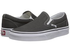 512454edd1 You re good-to-go in these versatile Classic Checkerboard Slip-On skate  shoes from Vans. Canvas upper in a casual slip-on skate shoe style.
