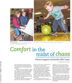 March 2014, @metroparent article on our work!