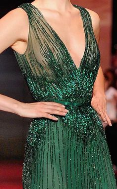 The Elie Saab effect!