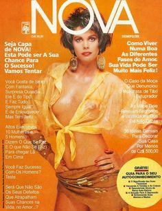 GN+ - Leading model Monique Evans stars on the cover of Cosmopolitan Brazil