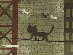 Jon Klassen - Cat's Night Out