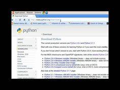 Tutorial 1 - Imparare Python - #Basi #Desktop #Imparare #Italiano #Linguaggio #Linux #Programmare #Programmazione #Python #Software #Tutorial #Ubuntu #Usare #Video #Windows http://wp.me/p7r4xK-Kw
