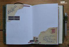 Maak stap voor stap een pagina in je journal - Postfabriek