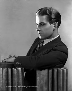 Ramon Novarro was a silent movie star and Rudolph Valentino's best friend. As a leading man and sex symbol in the 1920s, he was earning more than $100,000 per film.