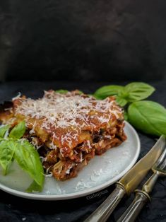 Gombás-lencsés muszaka Cobbler, Mozzarella, Lasagna, Lunch, Treats, Vegan, Healthy, Ethnic Recipes, Gluten