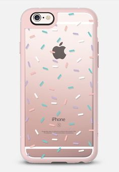 Pastel Confetti Sprinkles iPhone 6s case by Ruby Ridge Studios | Casetify