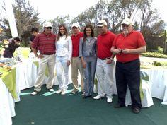 Evento de golf para Movistar