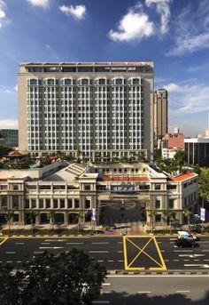 Hotels InterContinental Singapore, Singapore