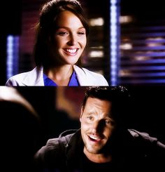 """Grey's Anatomy - Alley Cats [AJ] """"She's the thing that's special, dumbass."""" - Cristina - Page 16 Greys Anatomy Couples, Greys Anatomy Facts, Alex Grey, Meredith Grey, Greys Anatomy Fanfiction, Izzie And Denny, Alex And Jo, Aj 11, Justin Chambers"""