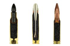 The Anatomy of Ammunition by Sabine Pearlman 1/2