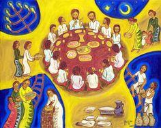 The Last Supper Hanna-Cheriyan Varghese
