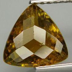 2.05 carat EXTREMELY RARE 100% NATURAL AUSTRALIAN DRAVITE TOURMALINE