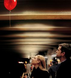 There's gonna be a balloon floating on the ceiling. A red one. #Fringe | by walkingonfire.tumblr.com