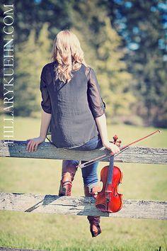 Violin » Hillary Kuehn Photography