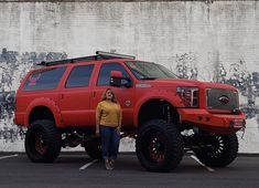 Lincoln Aviator, Ford Excursion, Ford Expedition, Monster Trucks, Vehicles, Model, Scale Model, Car, Ford