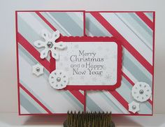 Quick and Easy Holiday Cards with Toni Storie  -Project ideas using your Scor-Pal