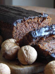 Ciasto marchewkowe. Przepis znajdziecie na stronie http://slodka-lyzeczka.blogspot.com/