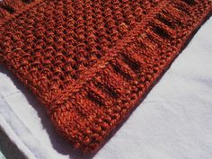Ravelry: Dungarees Cowl pattern by Kristen Jancuk