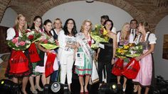 Miss Weinviertel Tanja Dworzak Bridesmaid Dresses, Wedding Dresses, Fashion, Cordial, Dress Wedding, Bride Maid Dresses, Bride Gowns, Wedding Gowns, Moda