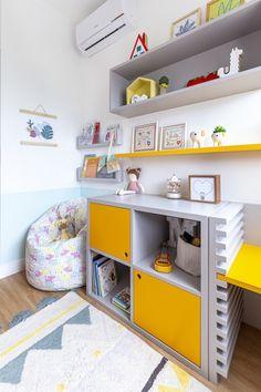 Kids Room Furniture, Space Saving Furniture, Girls Bedroom, Bedroom Decor, Home Room Design, House Rooms, Baby Room, Interior Design, Home Decor
