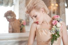 63 chloe jasmine whichello lingerie by ell and cee with roses over the shoulder for a beautiful feminine boudoir at the george in rye hotel © Fiona Kelly Photography 0145