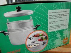 Steamer Rice Cooker 33Cm Maspion
