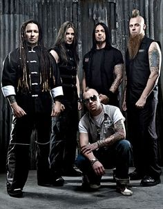five finger death punch.