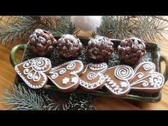 Videorecept: Vianočné nepečené šišky - Krásne dekoratívne a pritom vynikajúce nepečené šišky - maškrta i dekorácia v jednom. Christmas Ornaments, Holiday Decor, Home Decor, Xmas Ornaments, Homemade Home Decor, Christmas Lawn Decorations, Christmas Jewelry, Christmas Ornament, Interior Design