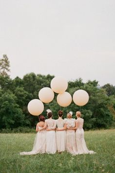 wedding balloon picture