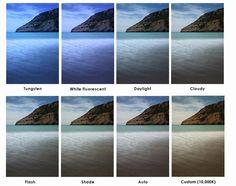 Wat is witbalans?  Het is je vast weleens overkomen: Je maakt foto´s, kijkt ze terug en de kleuren zijn totaal anders dan hoe jij ze gezien hebt toen je de foto nam. Hoe kan dat nou?