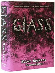 "So many readers have asked, ""What happened to Kristina?"" that I decided to answer the question with another book.    Glass, the sequel to Crank, walks you forward from where Crank leaves off, and represents her deepening addiction."