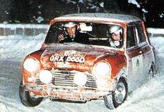 1966 Monte Carlo rally.