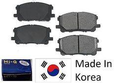 Nice Toyota Highlander 2017: Rear Ceramic Brake Pad Set With Shims For Toyota Yaris 2012-2013 #car #truck #pa... Check more at http://24auto.tk/toyota/toyota-highlander-2017-rear-ceramic-brake-pad-set-with-shims-for-toyota-yaris-2012-2013-car-truck-pa/