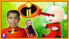 We BABYSIT JACK JACK! Laser Eyes with Incredibles 2 by HobbyKidsTV Giant Surprise Egg, Superhero Shows, Jack And Jack, Learning Through Play, Kid Styles, New Shows, Babysitting, Eyes, Camera Phone