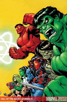 #Hulk #Fan #Art. (Fall of the Hulk Gamma Vol.1 #1 Cover) By: Ed McGuinness. (THE * 5 * STÅR * ÅWARD * OF: * AW YEAH, IT'S MAJOR ÅWESOMENESS!!!™)[THANK Ü 4 PINNING<·><]<©>ÅÅÅ+(OB4E)